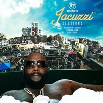 The Jacuzzi Sessions at Brixton Jamm on Saturday 6th August 2016