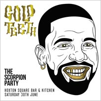 Gold Teeth at Hoxton Square Bar & Kitchen on Saturday 30th June 2018