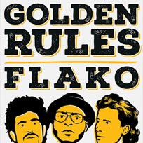 Golden Rules & Flako at Shapes on Friday 3rd June 2016