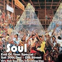 Got Soul End Of Year Special  at Nomad Club on Saturday 30th December 2017