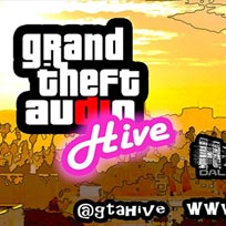 Grand Theft Audio at The Hive on Saturday 25th February 2017