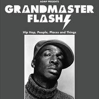 Grandmaster Flash at Under the Bridge on Monday 20th November 2017