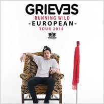 Grieves at Birthdays on Saturday 17th February 2018