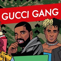 Gucci Gang at Concrete on Friday 1st March 2019