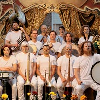 Hackney Colliery Band at Barbican on Saturday 5th October 2019