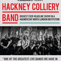 Hackney Colliery Band at KOKO on Friday 26th May 2017