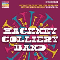 Hackney Colliery Band at Village Underground on Thursday 17th November 2016