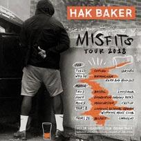 Hak Baker at Bethnal Green WMC on Thursday 8th March 2018
