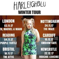 Harleighblu at Mirth, Marvel and Maud on Friday 3rd November 2017