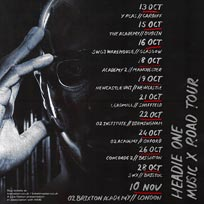 Headie One at Brixton Academy on Sunday 10th November 2019