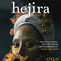 Hejira at Oslo Hackney on Thursday 7th March 2019