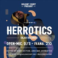 Herrotics London July 2015