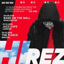 Hi-Rez at Jazz Cafe on Monday 1st October 2018