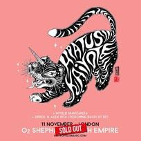 Hiatus Kaiyote at Shepherd's Bush Empire on Monday 11th November 2019