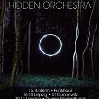 Hidden Orchestra at Southbank Centre on Friday 30th November 2018