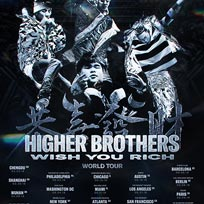 Higher Brothers at Islington Academy on Wednesday 11th September 2019