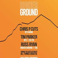 Higher Ground at NT's at NT's on Saturday 28th October 2017