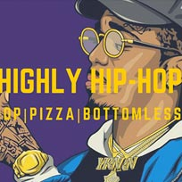 Highly Hip-Hop at The Macbeth on Saturday 26th May 2018