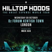 Hilltop Hoods at The Forum on Wednesday 9th October 2019