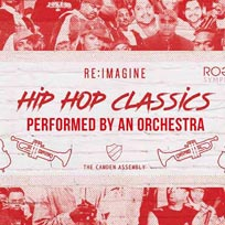 Hip Hop Classics Performed by an Orchestra at Camden Assembly on Saturday 4th January 2020
