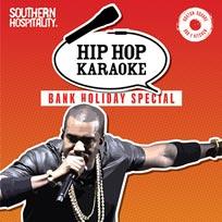 Hip Hop Karaoke Bank Holiday Special  at Hoxton Bar & Kitchen on Sunday 29th May 2016