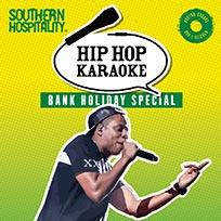 Hip Hop Karaoke at Hoxton Bar & Kitchen on Sunday 1st May 2016