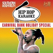 Hip Hop Karaoke at Jazz Cafe on Sunday 28th August 2016