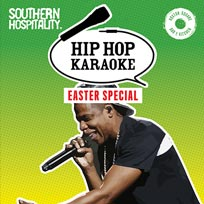 Hip Hop Karaoke Easter Special at Hoxton Square Bar & Kitchen on Sunday 16th April 2017