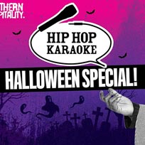 Hip Hop Karaoke at Queen of Hoxton on Thursday 31st October 2019