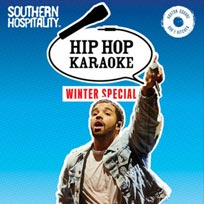 Hip Hop Karaoke Winter Special at Hoxton Bar & Kitchen on Saturday 26th November 2016