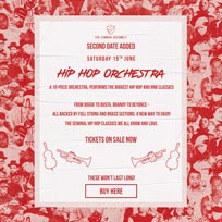 The hip Hop Orchestra at Camden Assembly on Saturday 15th June 2019