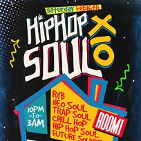 Hip Hop SOUL x12 at Junction House on Saturday 16th March 2019