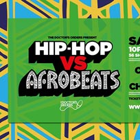 Hip-Hop vs Afrobeats at Concrete on Saturday 21st September 2019
