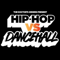 Hip-Hop vs Dancehall at Trapeze on Friday 8th November 2019