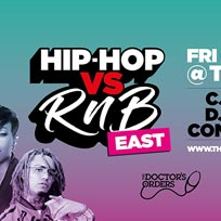 Hip Hop vs RnB at Trapeze on Friday 6th September 2019