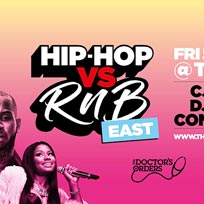 Hip Hop vs RnB at Trapeze on Friday 5th April 2019