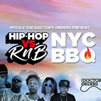 Hip Hop vs RnB at PITCH Stratford on Saturday 29th June 2019