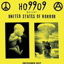 Ho99o9 at Electric Ballroom on Wednesday 13th December 2017