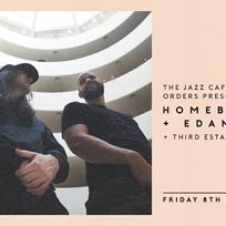 Homeboy Sandman + Edan at Jazz Cafe on Friday 8th February 2019