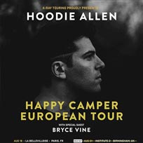 Hoodie Allen at Islington Academy on Tuesday 30th August 2016