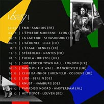 Ibeyi at Shoreditch Town Hall on Thursday 19th October 2017