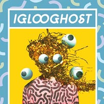 Iglooghost at Echoes on Wednesday 12th October 2016