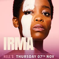 IRMA at Nell's Jazz and Blues on Thursday 7th November 2019