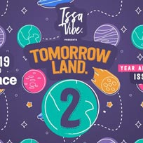 Issa Vibe at Oval Space on Saturday 20th July 2019