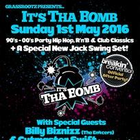 It's tha Bomb at Islington Academy on Wednesday 1st June 2016