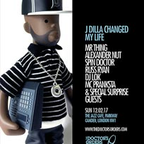 J Dilla Changed my Life at Jazz Cafe on Sunday 12th February 2017