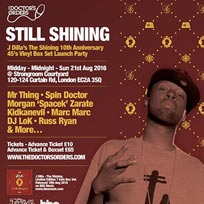 Still Shining at Strongroom on Sunday 21st August 2016