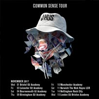 J Hus at Brixton Academy on Wednesday 15th November 2017