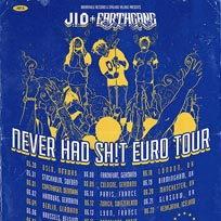 J.i.d & Earthgang at XOYO on Monday 18th June 2018