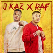 J Kaz X Raf at Thousand Island on Thursday 18th July 2019